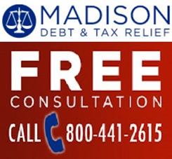 MADISON DEBT AND TAX RELIEF
